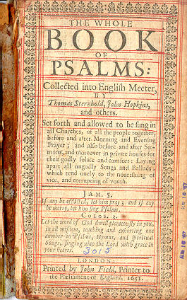 Personal Perspectives On Psalms | Near Emmaus