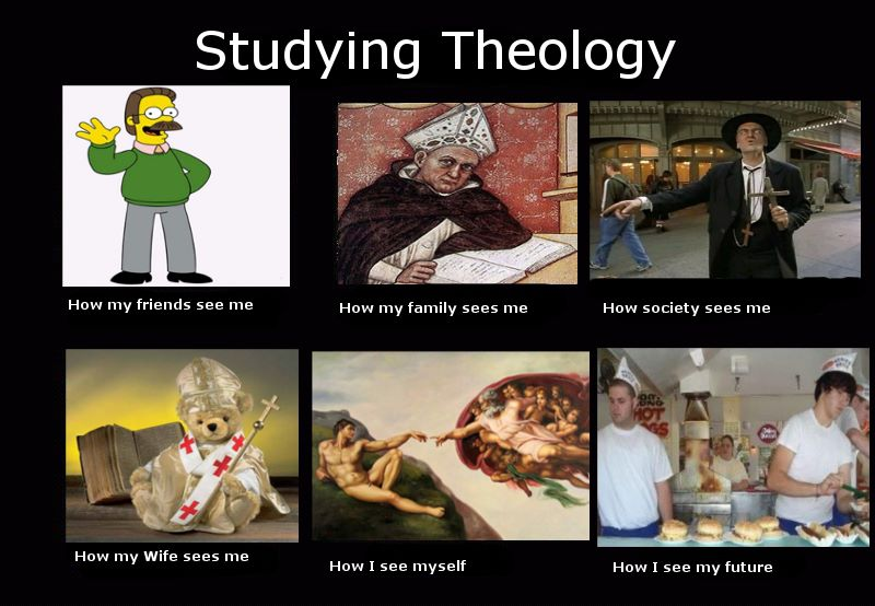 How People View Students Of Theology The Archives