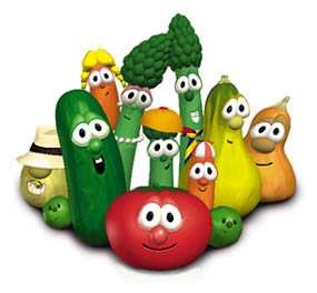 Irenaeus' Pleroma (or, Veggie Tales...you decide!)