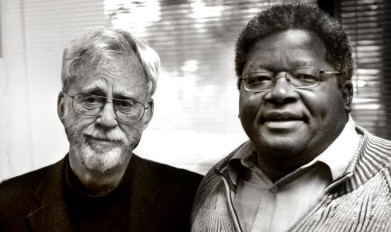 John Perry (L) and Ken Taylor (R)