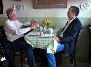 Seinfeld chats w. David Letterman