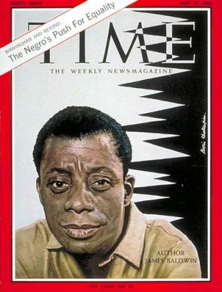 "Time Magazine, May 17, 1963, with a banner reading ""Birmingham and Beyond: The Negro's Push for Equality"""