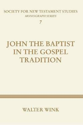 Wink, John the Baptist in the Gospel Tradition