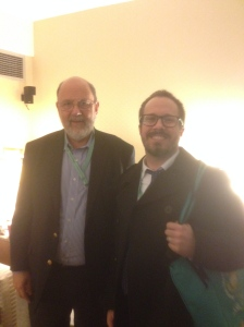 With N.T. Wright.