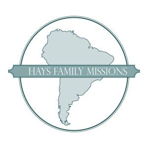 Hays Family Missions Logo