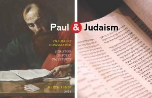 Paul and Judaism landscape
