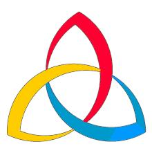 Perichoresis Symbol of the Trinity (Source: http://www.tshmin.org/about-us/mission-statement.html)