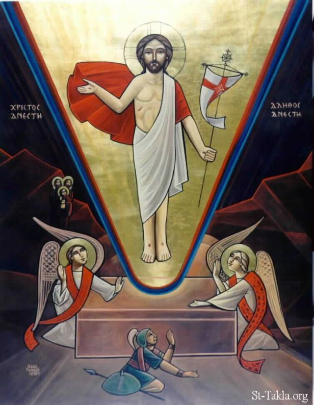 St-Takla-org___Modern-Coptic-Jesus-Ressurection-icon