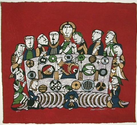 Watanabe Last Supper
